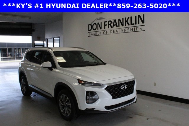 new 2019 hyundai santa fe sel plus 2 4 4d sport utility in. Black Bedroom Furniture Sets. Home Design Ideas