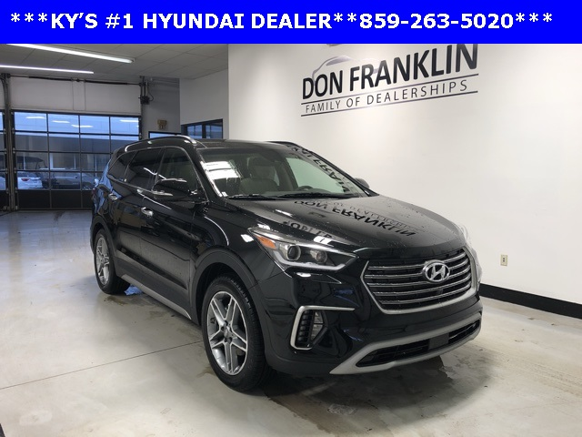 New 2019 Hyundai Santa Fe XL Limited
